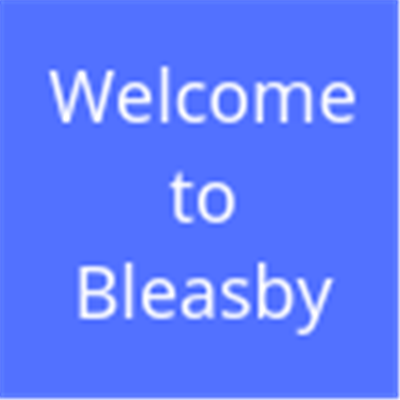 Bleasby Community Website Logo